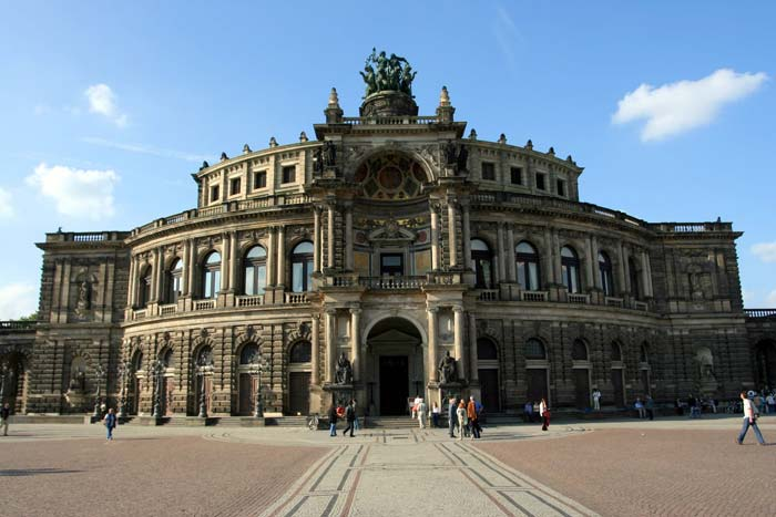 Semperoper (Semper Opera House)