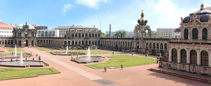 Picture of Zwinger Dresden