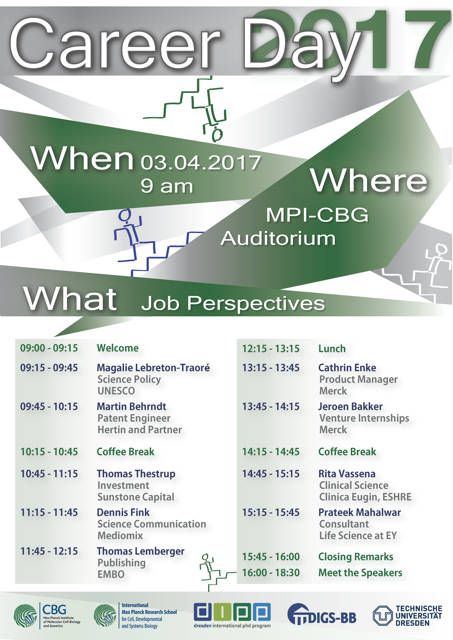 Career Day 2017 – Poster